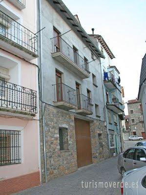 TURISMO VERDE HUESCA. Casa Aurelia en Laspuña